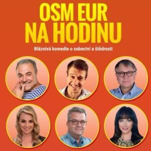 Osm EUR na hodinu - 8. 10. 2020 v Litomyšli