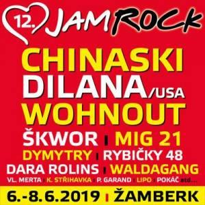 Jamrock - od 6. 6. do 8. 6. 2019 v Žamberku