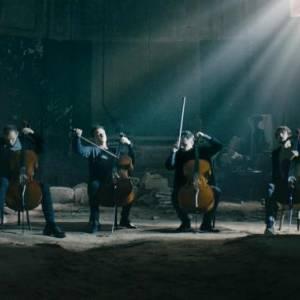 Prague Cello Quartet - 25. 8. 2019 v Nových Hradech