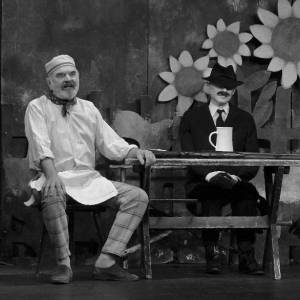 Divadlo Járy Cimrmana: Hospoda Na mýtince 19. 6. 2021 v Litomyšli
