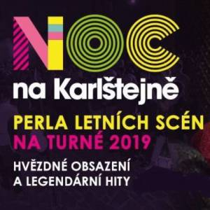 Noc na Kralštejně - 30. 8. 2019 v Litomyšli